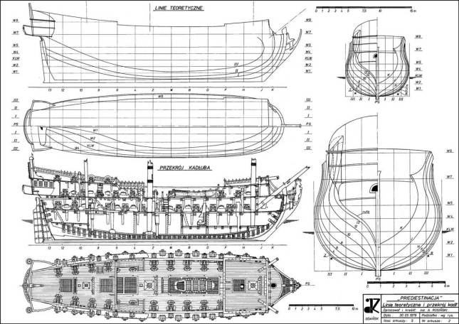 Pirate Ship Model Blueprints Able54ogr