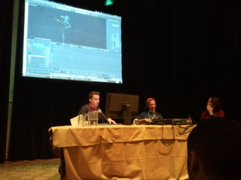 Blender conference day two highlights.